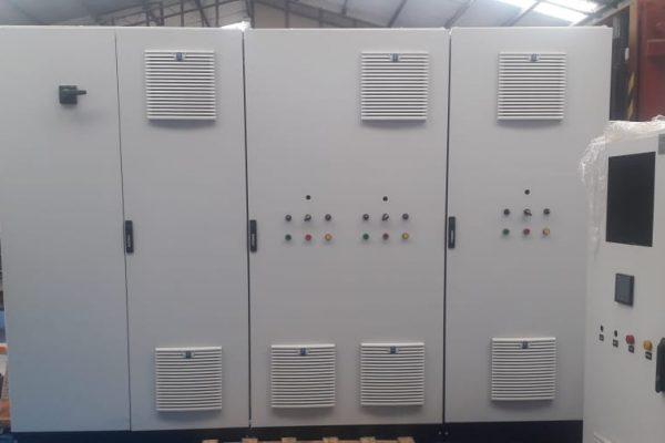 Diseño y ensamble de tableros electricos aplicaciones industriales