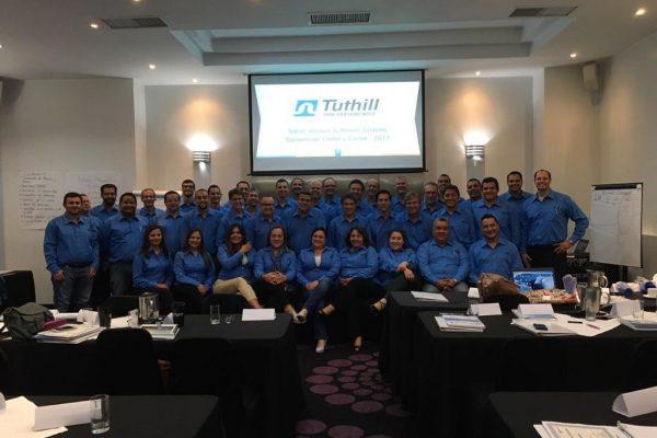 Entrenamiento Tuthill 2019